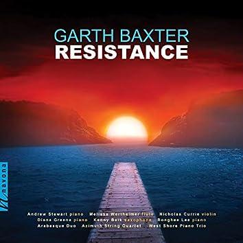 Garth Baxter: Il y a longtemps