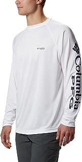 Men's PFG Terminal Tackle UPF 50 Long Sleeve Fishing Shirt