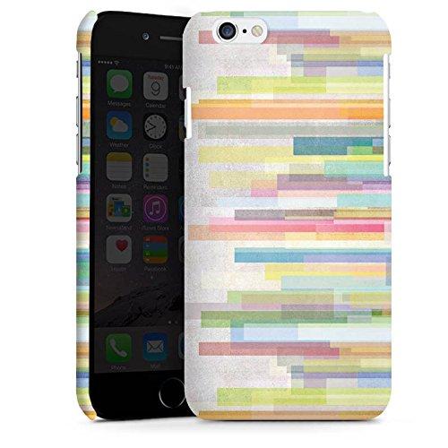 DeinDesign Custodia Premium Compatibile con Apple iPhone 6 Plus Cover per Smartphone Custodia Opaca Colorato Nuoto Art