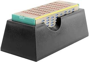 herramienta de piedras de afilar gris rectangular piedra de afilar de afilado de cuchillos de molienda fina POWERTOOL Piedra de afilar de diamante