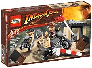 indiana jones motorcycle chase lego