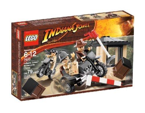 LEGO Indiana Jones - Motorcycle Chase