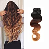 Best Sexybaby Human Hair Extensions - 100% Virgin Brazilian Hair Extensions Grade 7A Quality Review