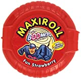 Boomer - Chicle Maxi-Roll Fresa
