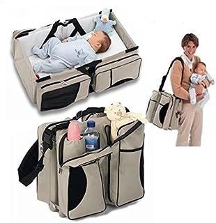 Ideal f/ür zellie Poppins Tasche tragbar Kleine Baby Wickeltasche/ Kinderwagen Riemen Schultergurt und gepolsterte Wickelunterlage Essentials PIP und Friends Design. /inkl