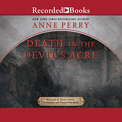 Death in the Devil's Acre cover art