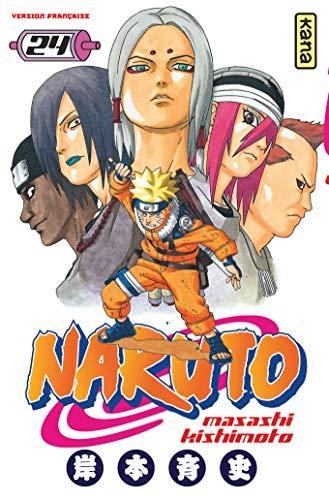 Naruto, tome 24