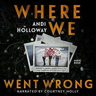 Where We Went Wrong audiobook cover art