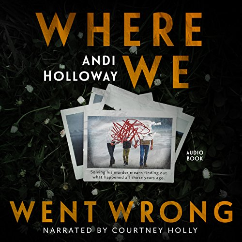 Where We Went Wrong                   By:                                                                                                                                 Andi Holloway                               Narrated by:                                                                                                                                 Courtney Holly                      Length: 7 hrs and 16 mins     6 ratings     Overall 3.5