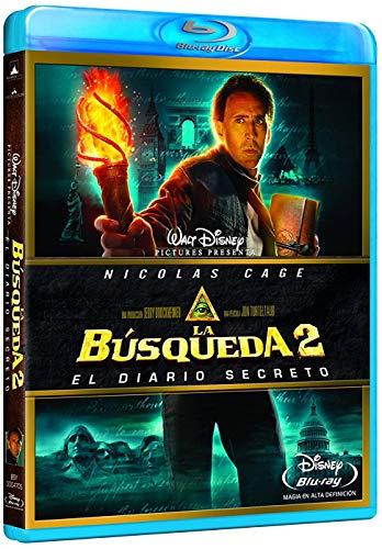 La búsqueda 2 : El diario secreto [Blu-ray]
