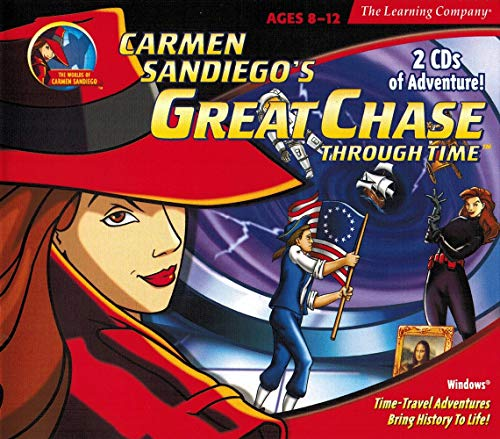 Carmen Sandiego Great Chase Through…