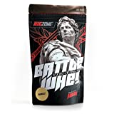 Big Zone BATTLE WHEY | Whey Protein Concentrate Eiweiss | Lecker Qualität Made in Germany | 1000g 1KG Pulver (Vanille)