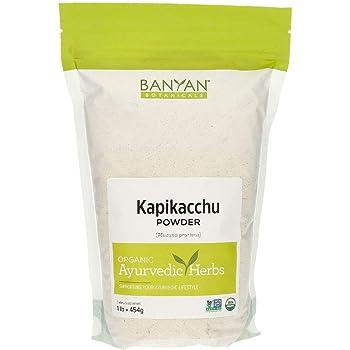 Banyan Botanicals Kapikacchu Powder, 1 Pound - USDA Organic - Mucuna pruriens - Natural Source of L-dopa*