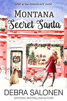 Montana Secret Santa (Love at the Chocolate Shop Book 3) by [Debra Salonen]