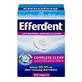 Efferdent Denture Cleanser Tablets Complete