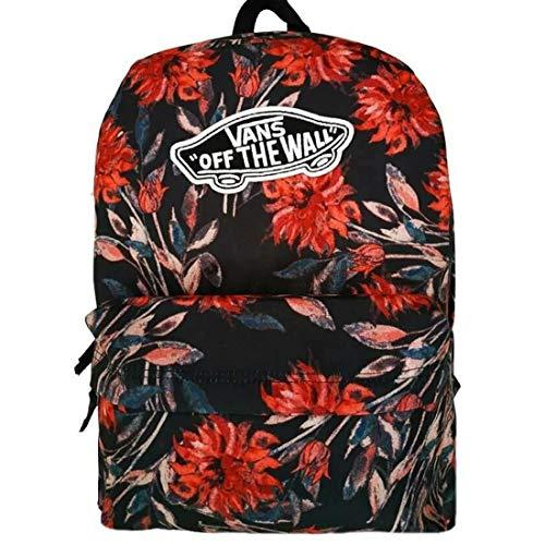 Mochila Vans Realm Backpack Black Dahlia