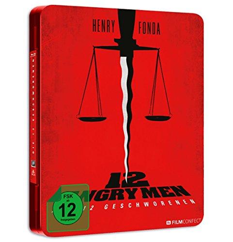 Die 12 Geschworenen - Steel Edition [Blu-ray] [Limited Edition]