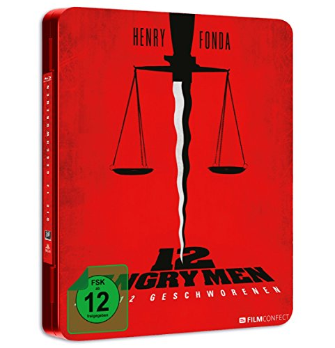 Die 12 Geschworenen - Steel Edition [Blu-ray] [Limited Edition]