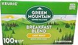 Breakfast Blend Coffee Green Mountain(100 x 0.31 Oz), 31.3 Ounce