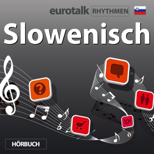 EuroTalk Rhythmen Slowenisch audiobook cover art