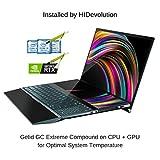 HIDevolution ASUS Zenbook Pro Duo UX581GV (UX581GV-XB94T-HID3) technical specifications