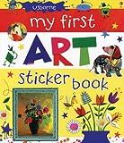My First Art Sticker Book