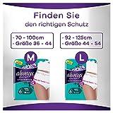 Always Discreet Inkontinenz-Höschen Plus Spar-Paket bei Blasenschwäche, Größe M, 36 Höschen (4 Packungen x 9 Stück) - 5