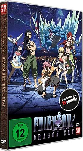 Fairy Tail: Dragon Cry - Movie 2 - [DVD]