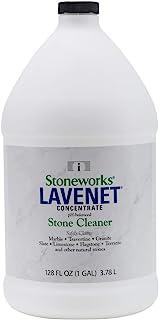 Lavenet Concentrate (1 Gallon) pH-Balanced Cleaner for Marble, Granite, Travertine, Limestone, terrazzo, Slate, Flagstone ...