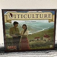 ボードゲーム Viticulture essential edition