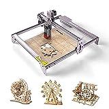 ATOMSTACK A5 Pro + Laser Engraver, 40W Laser Engraving Cutting Machine,