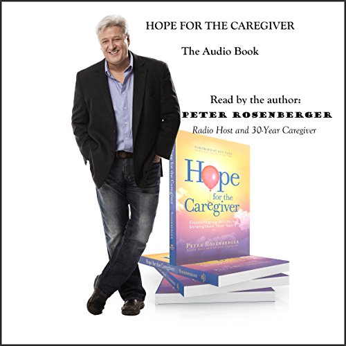Hope for the Caregiver audiobook cover art
