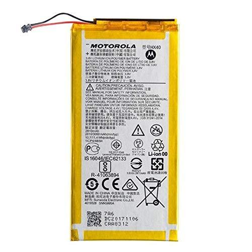 Bateria Para Celular Motorola Moto X4 Hx40 HX 40 2810 mAh Primeira Linha