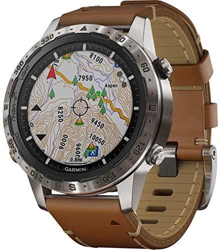 Propose de la Musique des capteurs de Pulsation de b/œuf Smartwatch GPS de Petite Taille Une Surveillance de l/'/énergie corporelle Dust Rose Light Gold 010-02172-32 Garmin V/ívoactive 4S