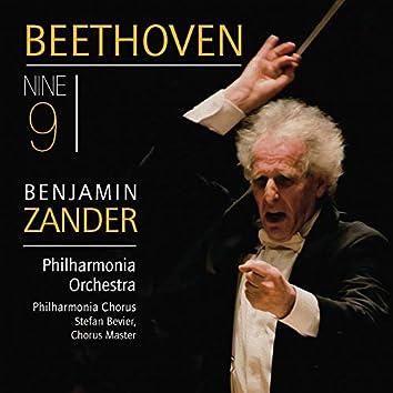 Benjamin Zander Conducts Beethoven Symphony No. 9 'choral'