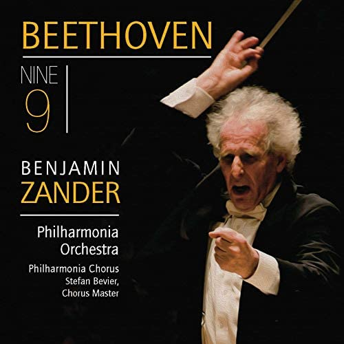 Benjamin Zander, Philharmonia Orchestra, Philharmonia Chorus, Stefan Bevier, Derek Welton, Robert Murray, Patricia Bardon & Rebecca Evans