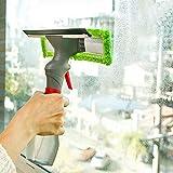 Jayveer Enterprise Easy Glass Cleaner 3 in 1 Spray Type Cleaning Brush Glass