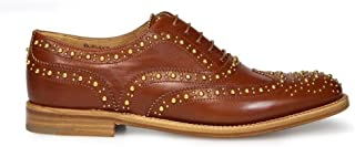 Church's Luxury Fashion Womens EEB0129XVF0AAN Brown Lace-Up Shoes | Season Outlet
