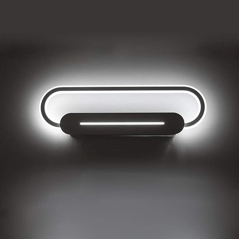 Mirror Lamps Home Spiegellampen LED-Spiegelscheinwerfer (Farbe   Weiß Light-23w 60cm)