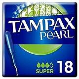 Tampax Pearl Tampón Super Tampones - 12 Unidades
