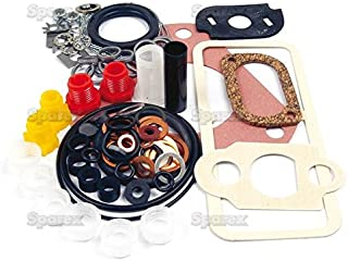 CAV Lucas Delphi Diesel Fuel Injection Pump Gasket/Seal Repair Kit - fits mechanically governed DPA rotary/distributor type on MF/Ford tractor and others