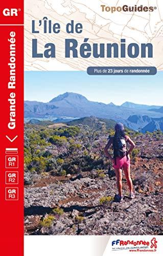 Ile de La Reunion. Topo Guides