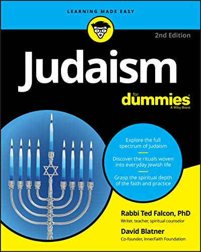 Compare Textbook Prices for Judaism For Dummies 2 Edition ISBN 9781119643074 by Falcon, Ted,Blatner, David