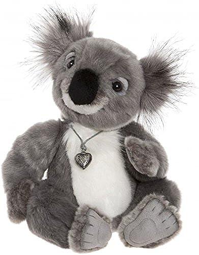 Charlie Bears Kayla komplett keilzinkenanlage 30 cm Koala Plüsch Sammler Spielzeug gefülltes Tier Amazing Branded Spielzeug