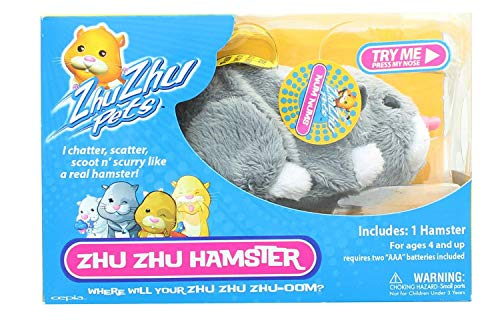 Zhu Zhu Pets Hamster Num Nums