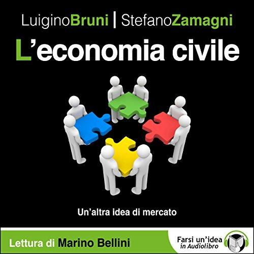 L'economia civile copertina