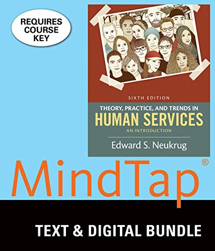 Bundle: Theory, Practice, and Trends in Human Services: An Introduction, Loose-leaf Version, 6th + MindTap Counseling, 1