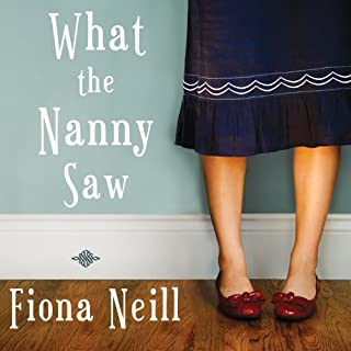 What the Nanny Saw audiobook cover art