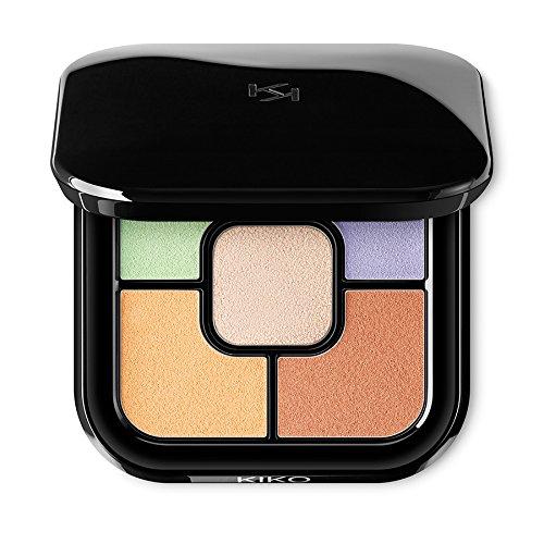 KIKO Milano Colour Correct Concealer Palette | Paleta con 5 correctores resistentes al agua