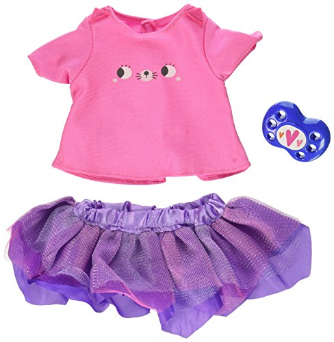 Baby Alive 75186 Pink Tee & Tutu Single Outfit Set